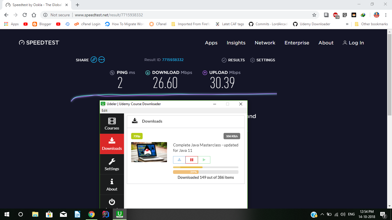Very slow download speeds · Issue #179 · FaisalUmair/udemy