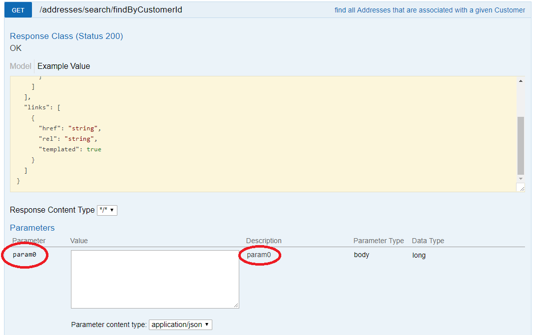 Spring Data Rest Integration doesn't document repository