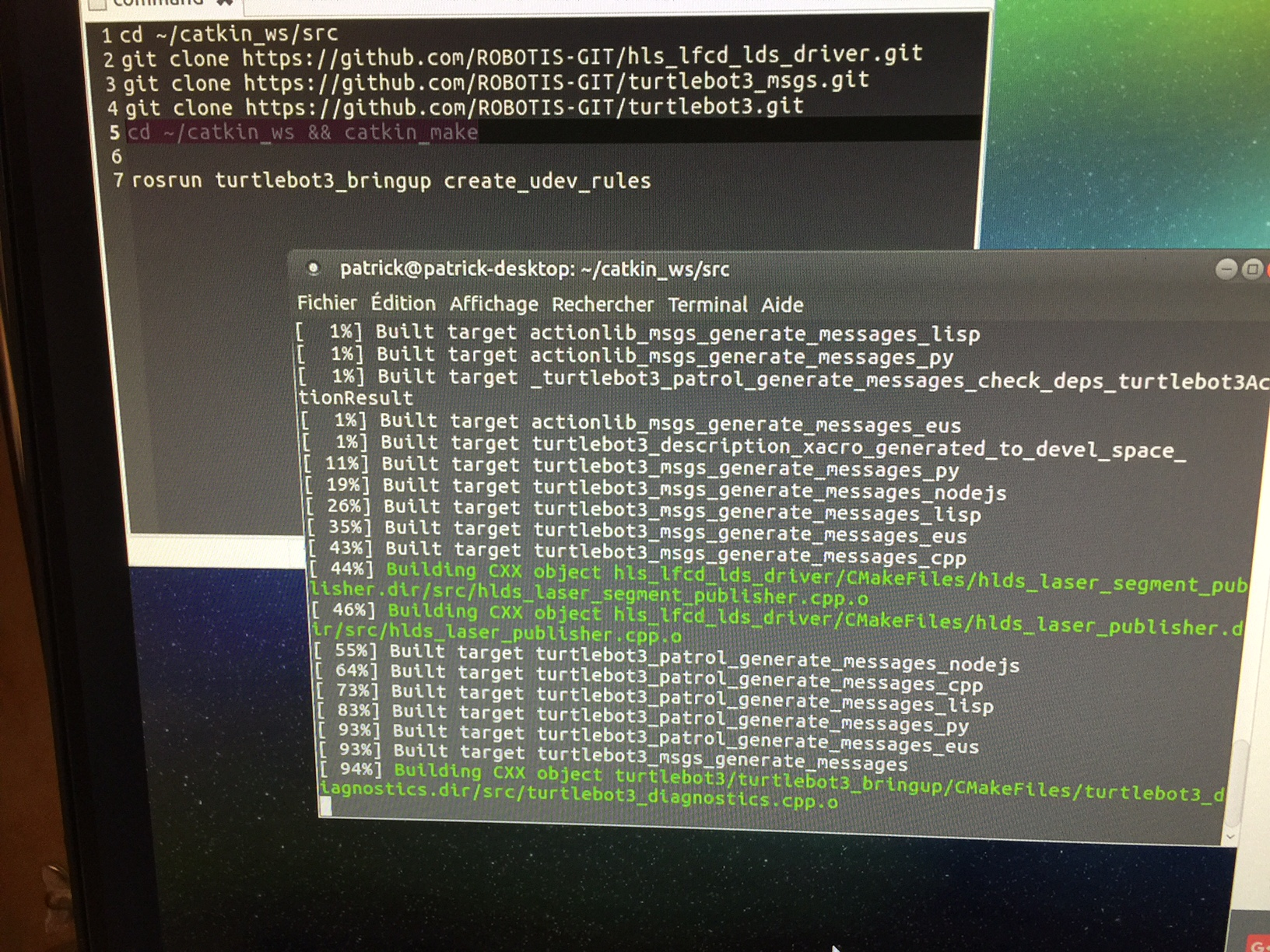 Install Dependent Packages issue · Issue #118 · ROBOTIS-GIT