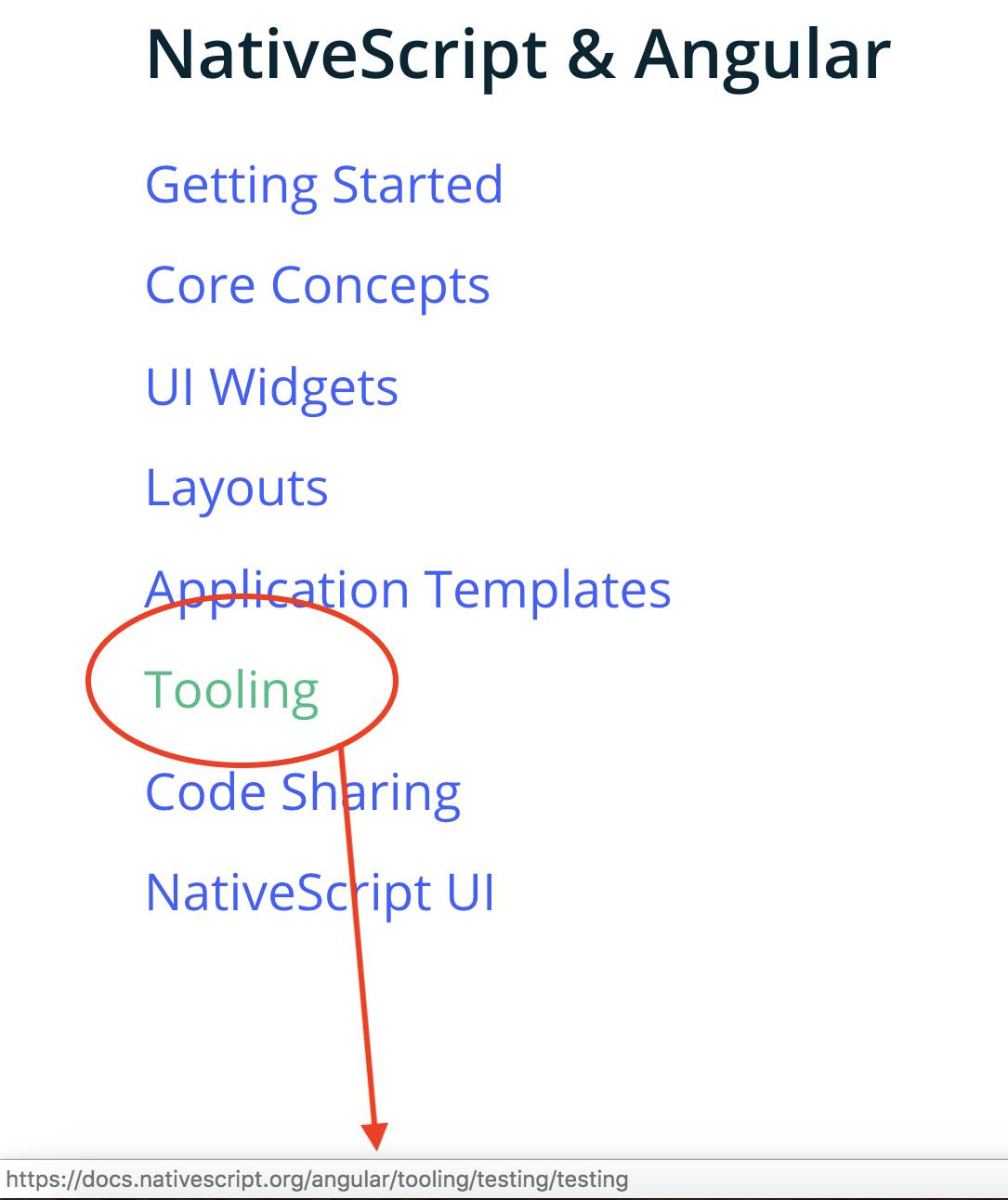 NativeScript - Bountysource