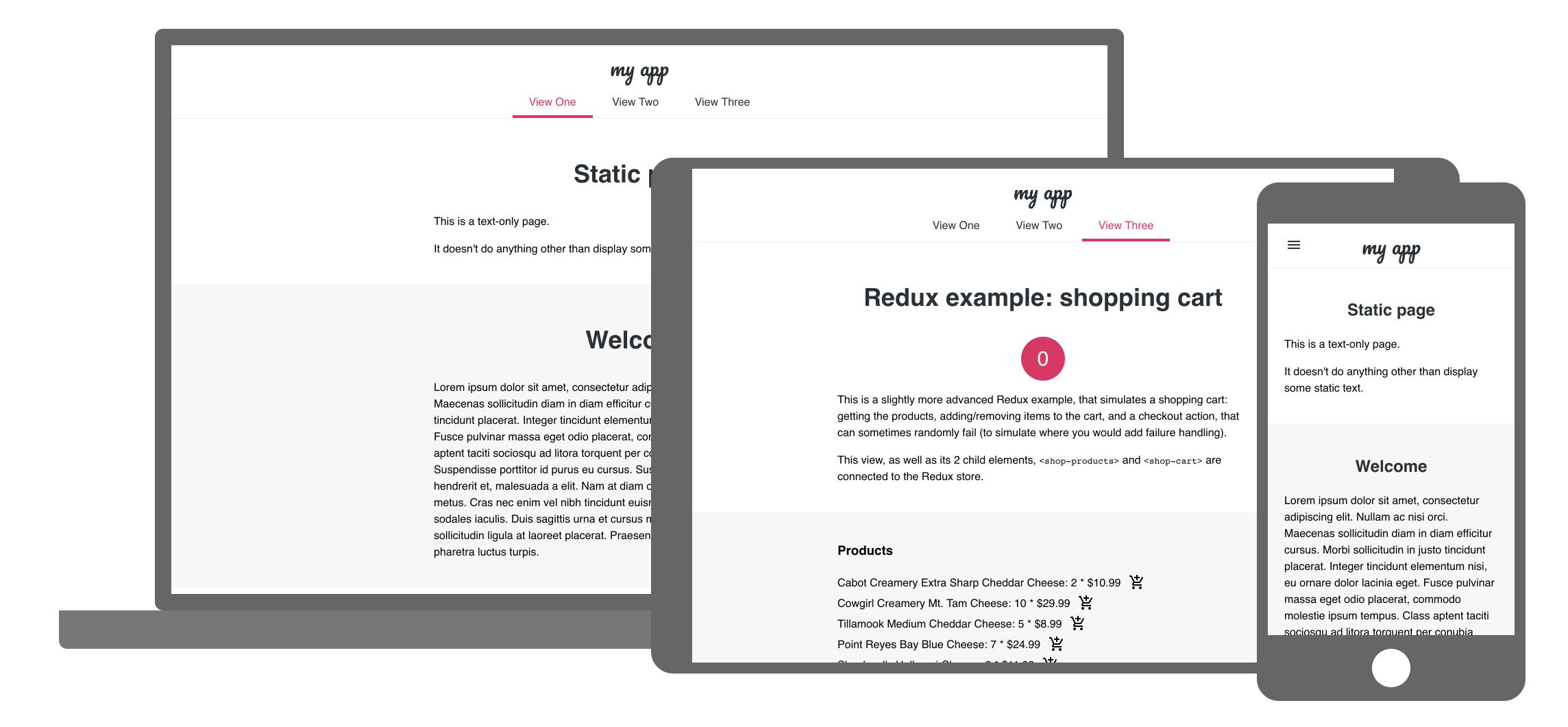 pwa-starter-kit screenshot