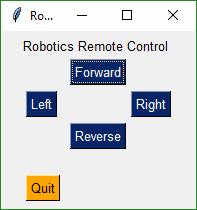 robot control