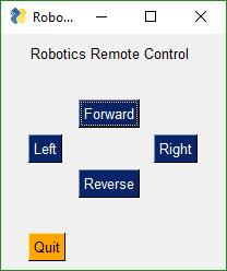 robot remote