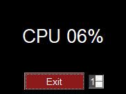cpu widget