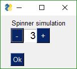 spinner compound