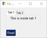 tabbed 1