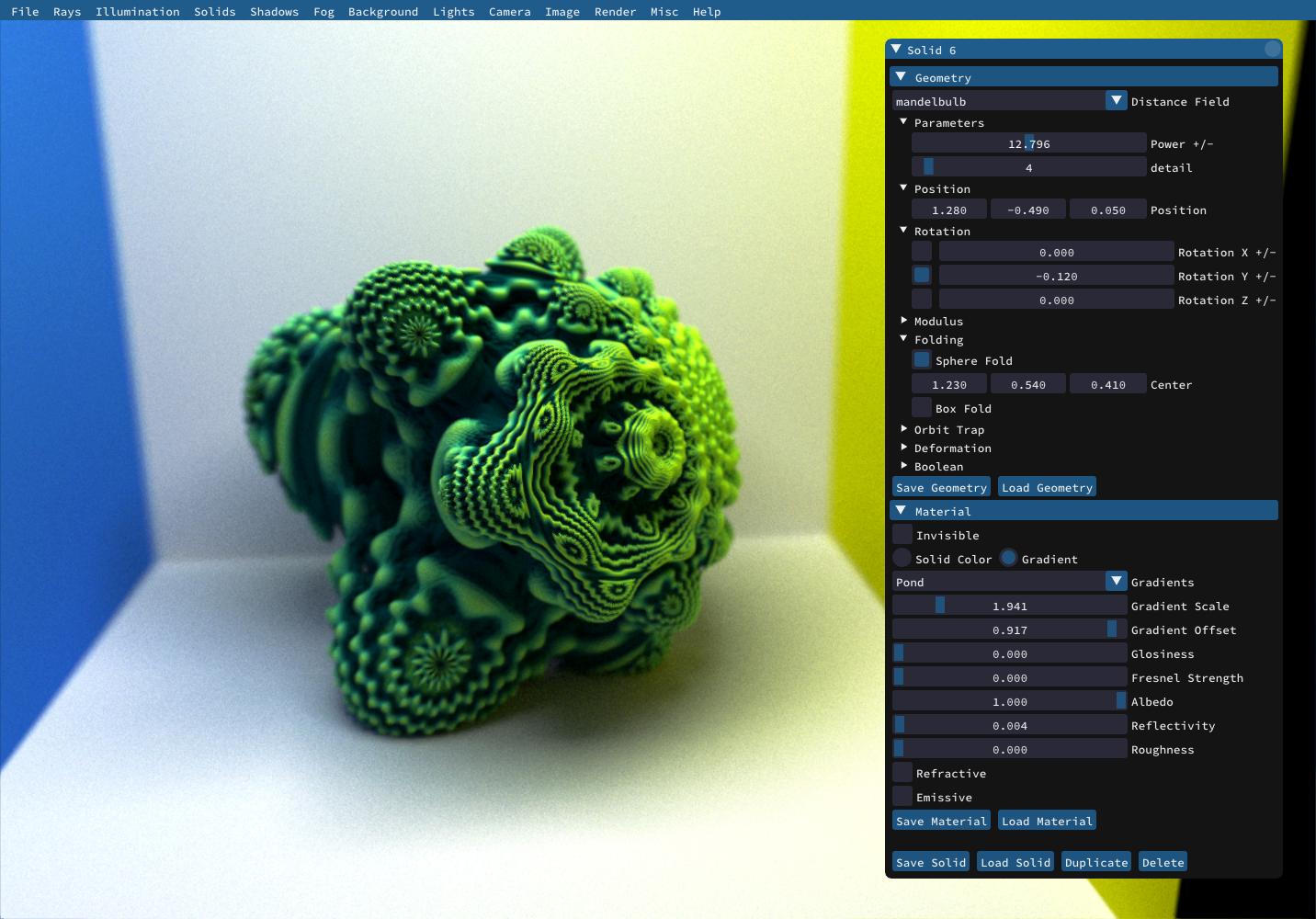 Developers - Gallery: Post your screenshots / code here