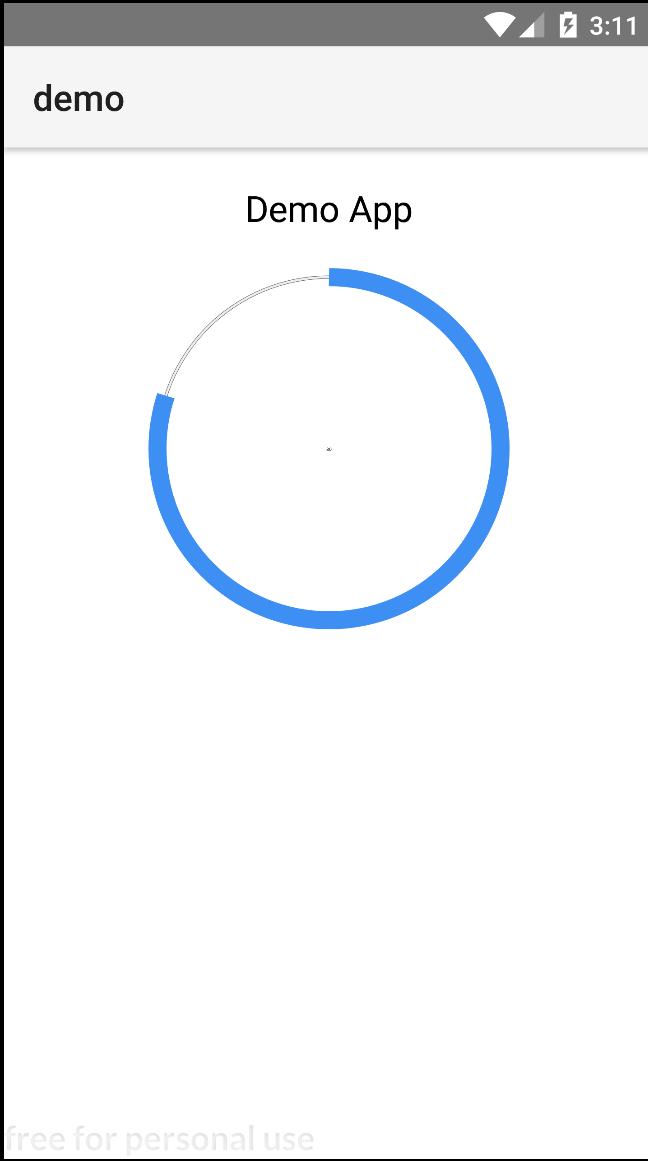 GitHub - sean-perkins/nativescript-animated-circle: NativeScript