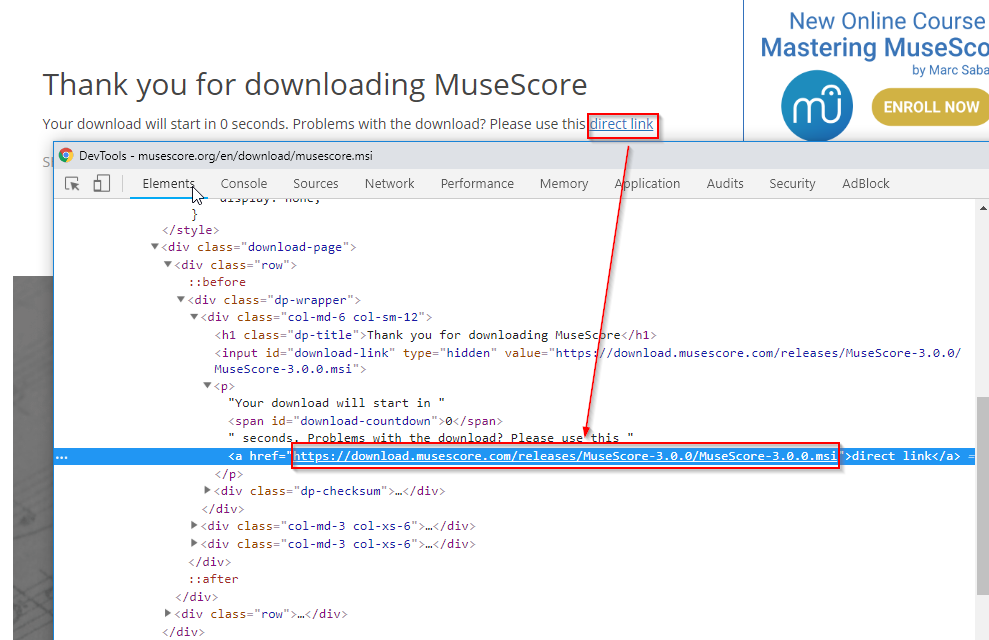 musescore@3 0: download via aria2 failed · Issue #1573