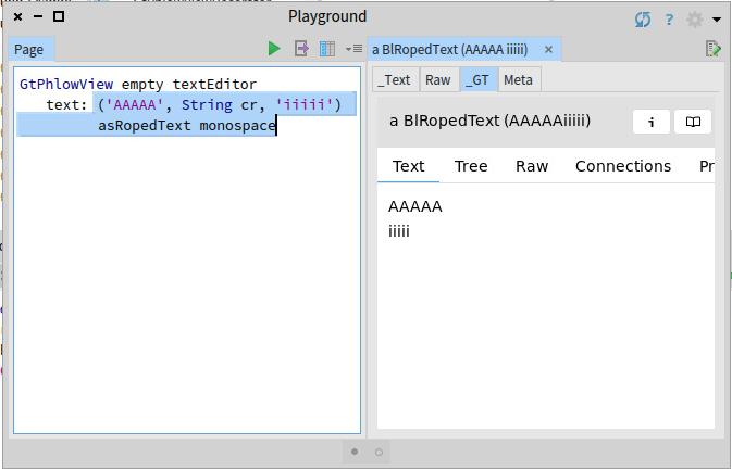 Monospace font not working on Linux · Issue #204 · feenkcom