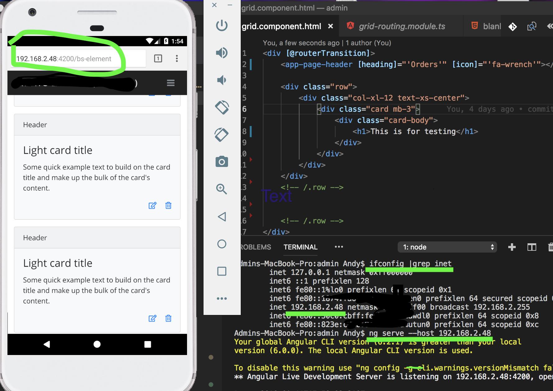 Access outside localhost · Issue #1793 · angular/angular-cli · GitHub