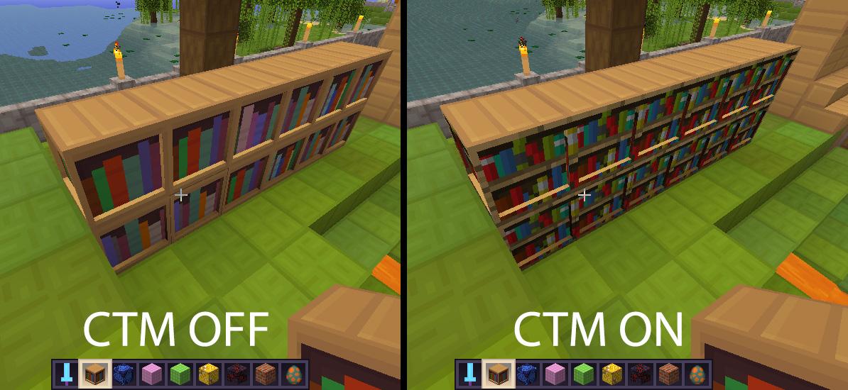 Bookshelf Texture Minecraft