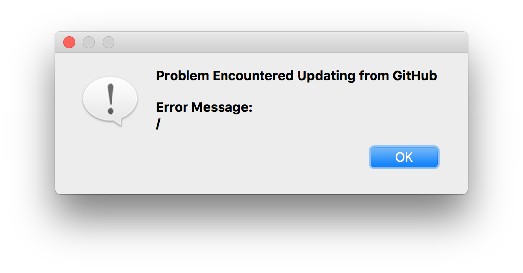Installing from source on Mac gives git error · Issue #100