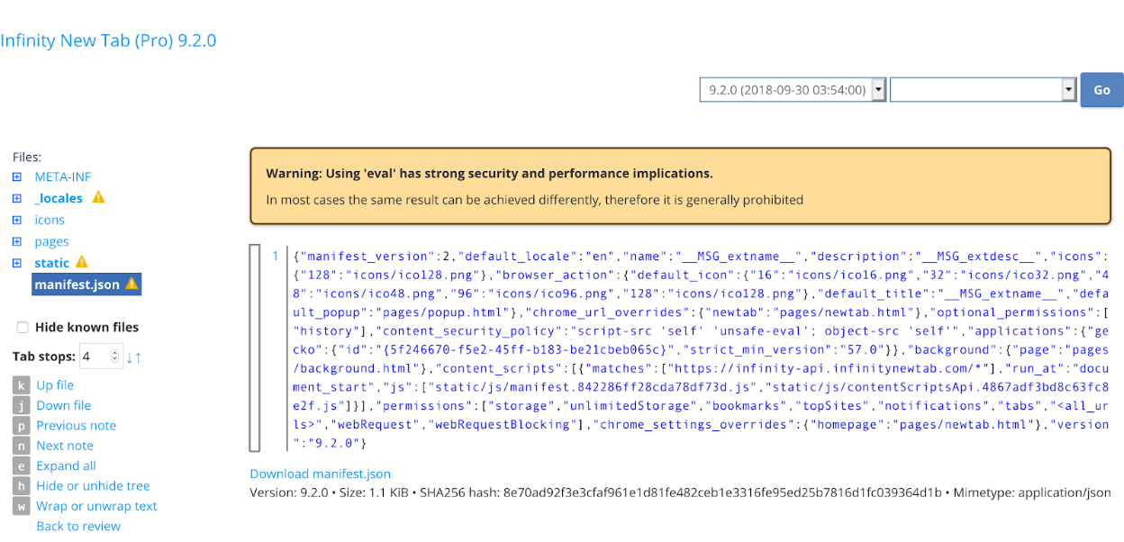 Show linter validation warnings/errors/notices in file