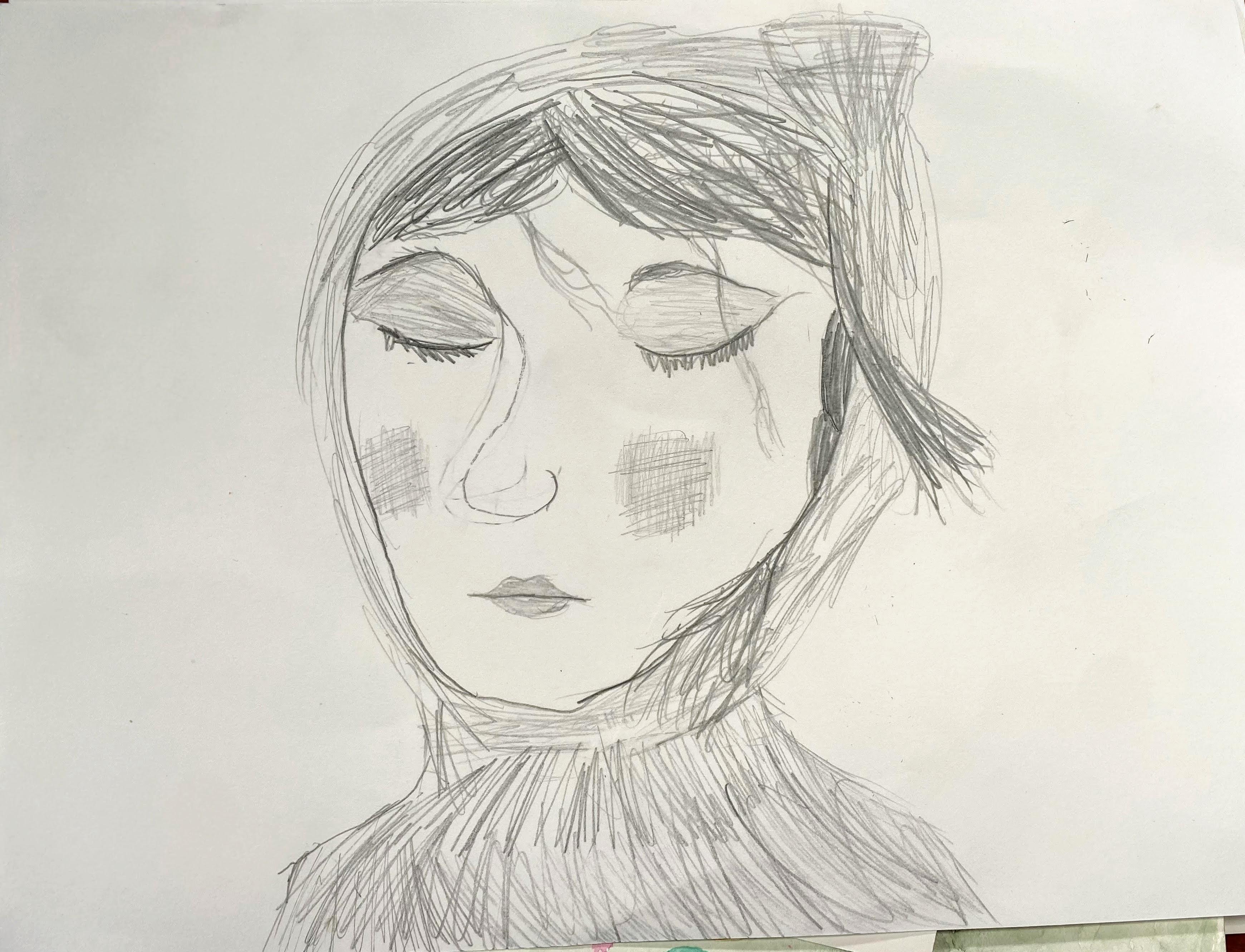 Portrait Lorelei