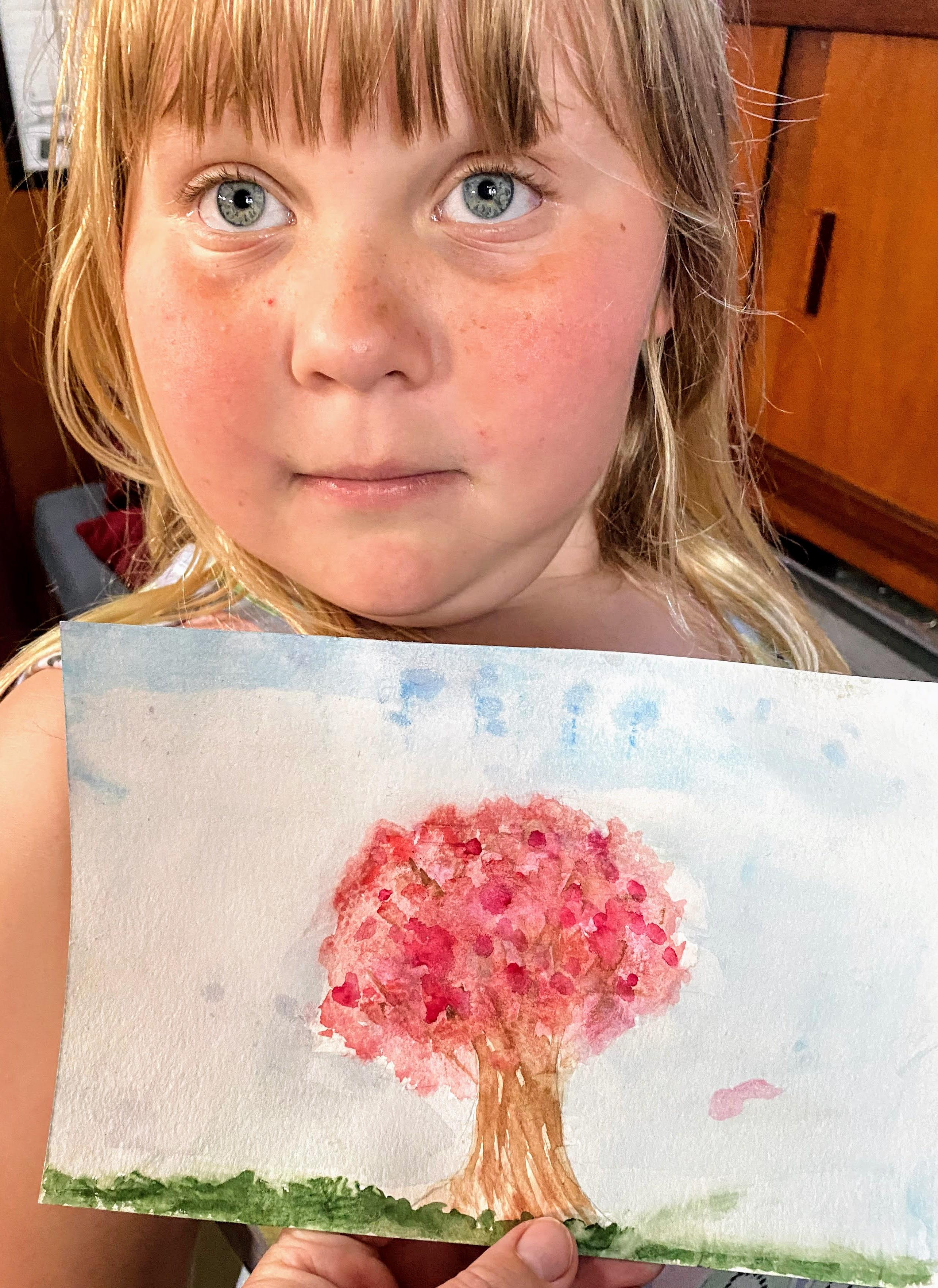 Lorelei Cherry Blossoms