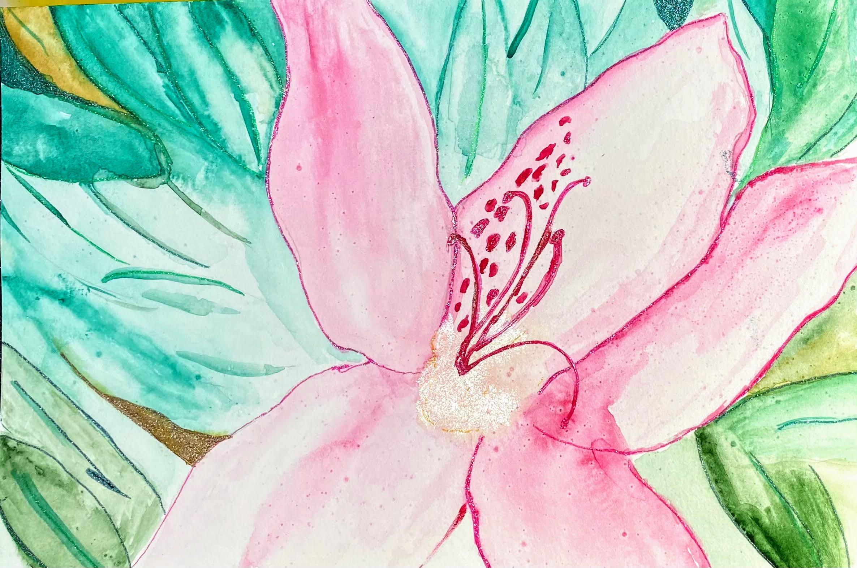 Hyacinth April
