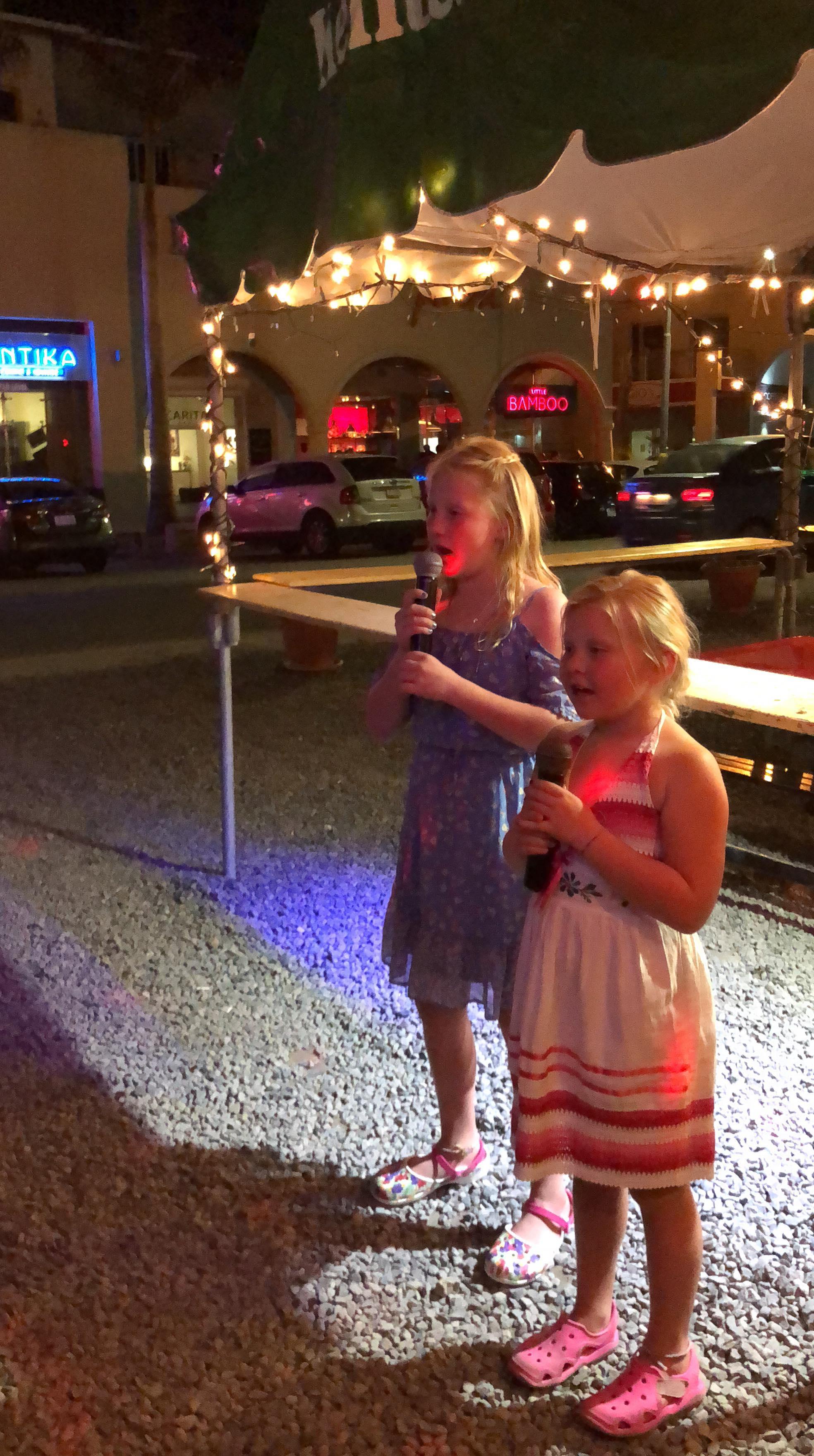 sister duet