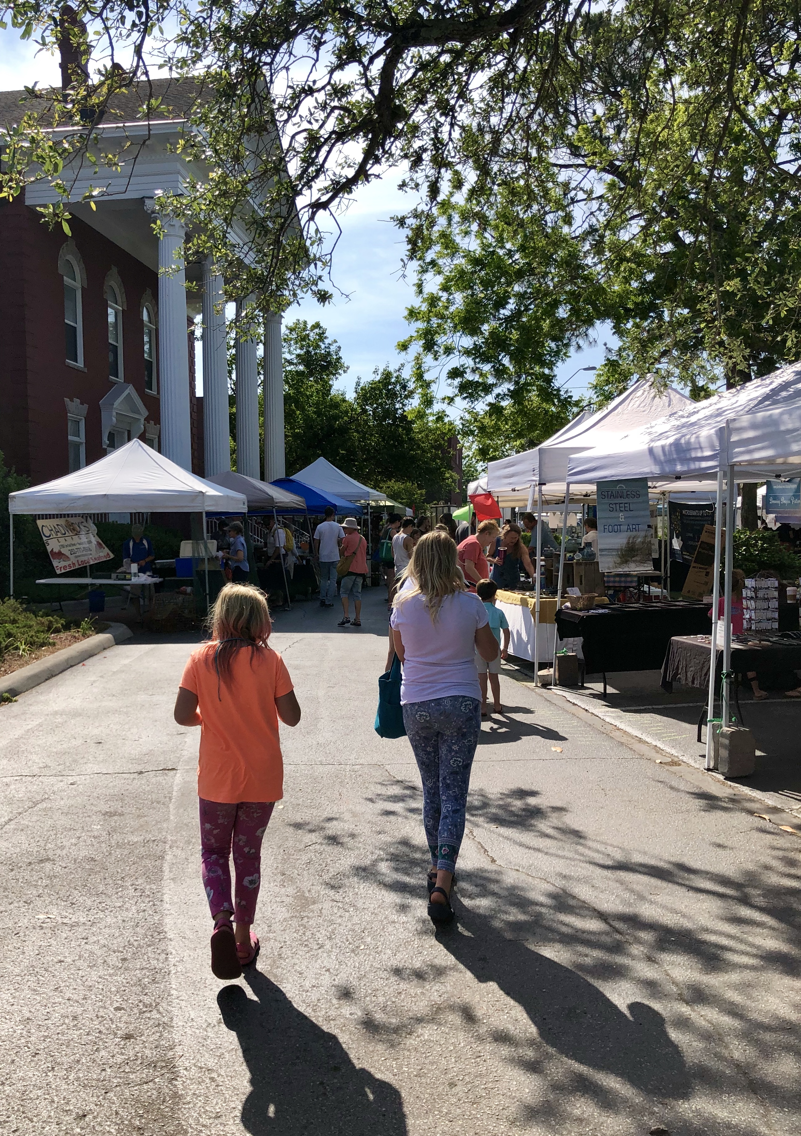 Beaufort Farmer's Market