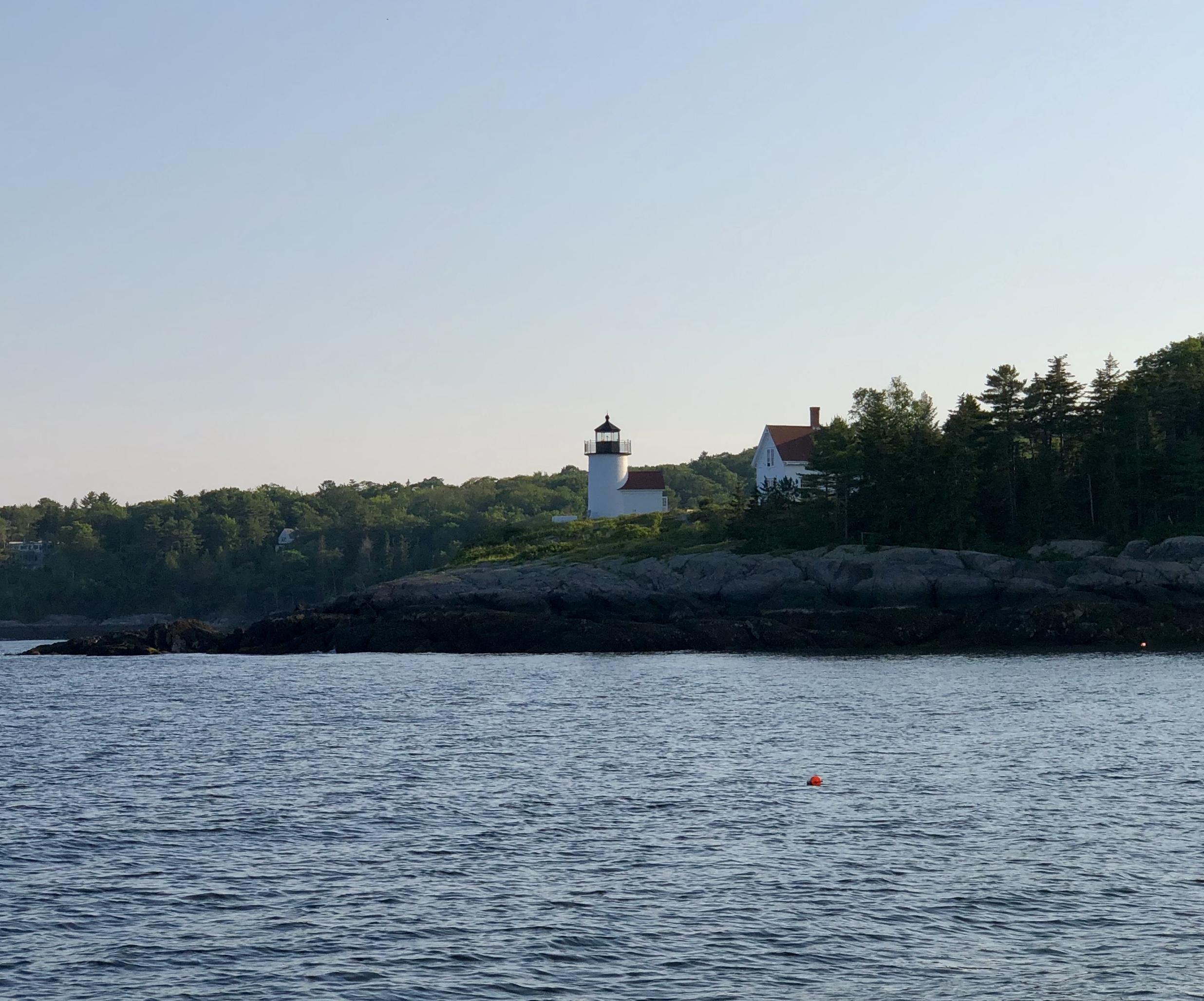 Camden lighthouse