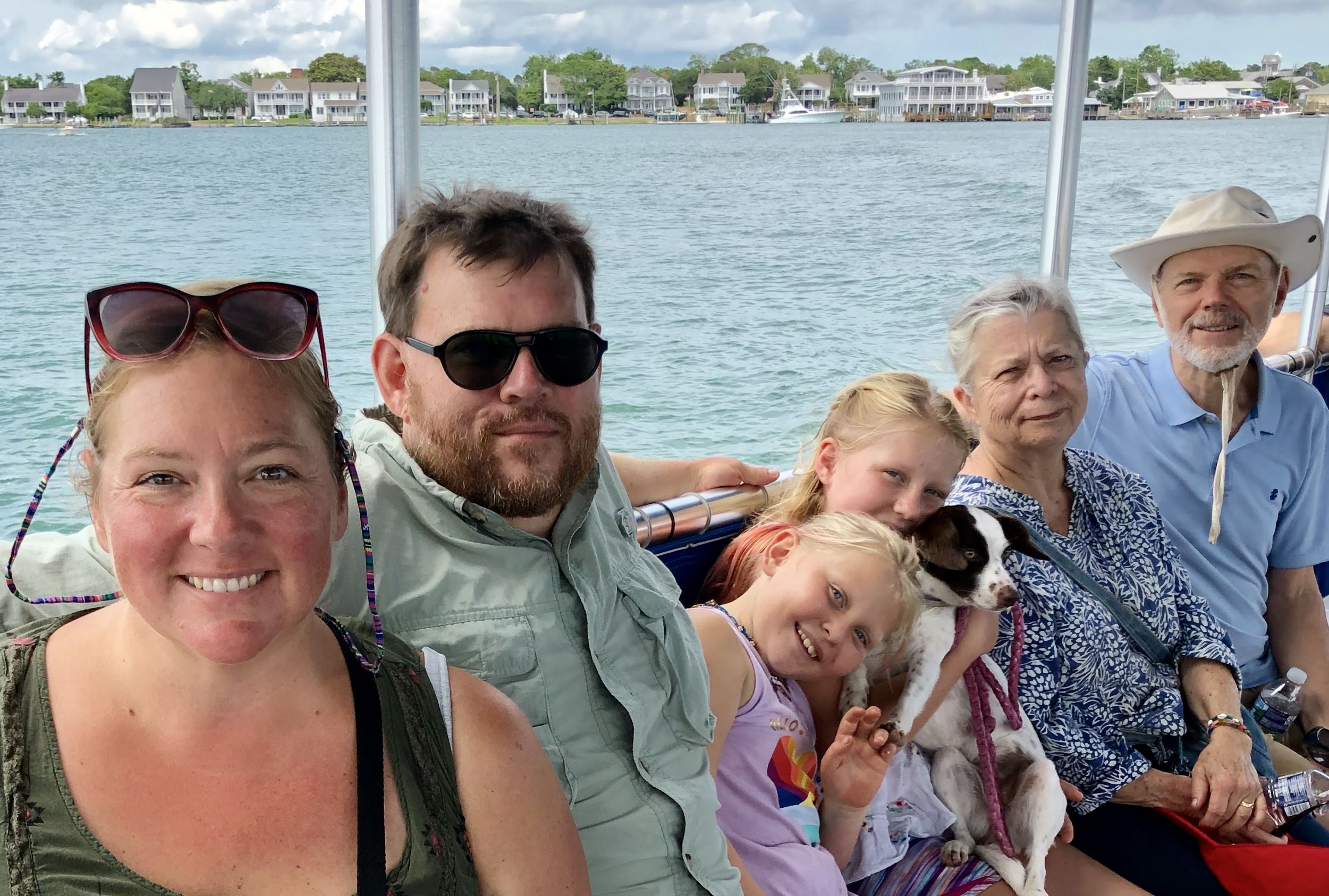 Ferry to Shackleford