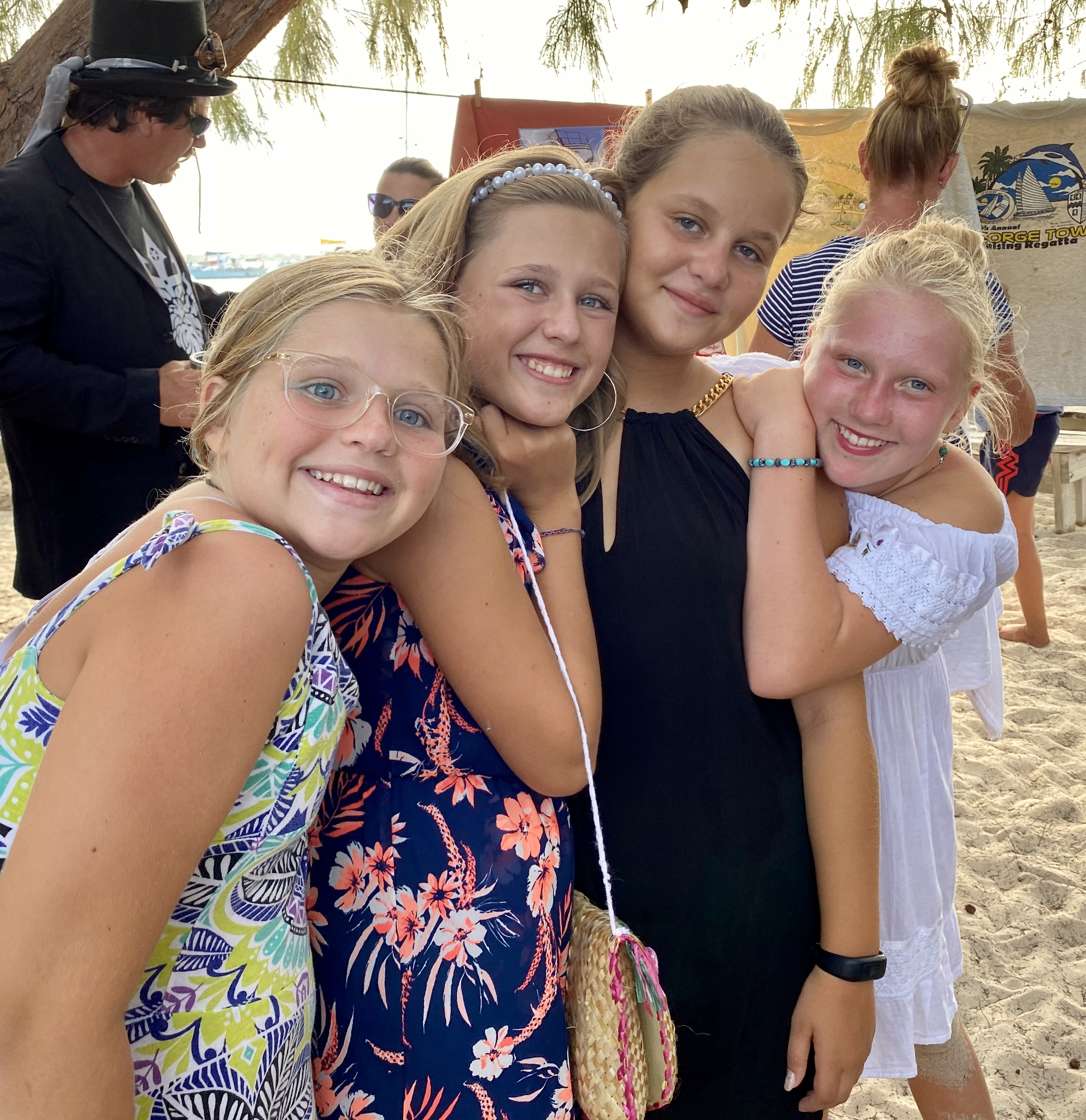 Girls at the Gala