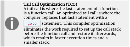 proposal: Go 2: add become statement to support tail calls · Issue