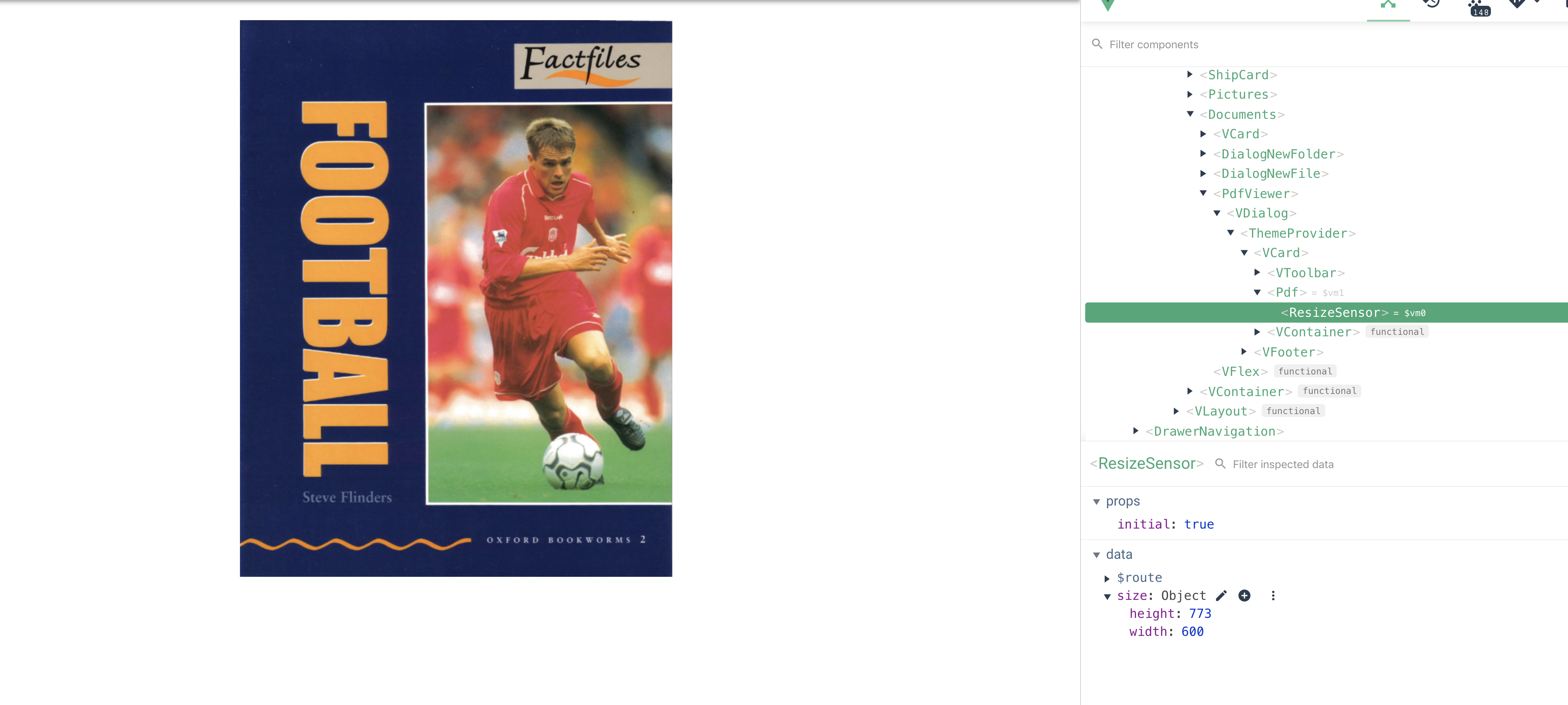 vue-pdf - Bountysource