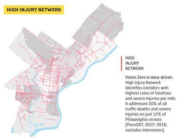 HIN map of Philadelphia.