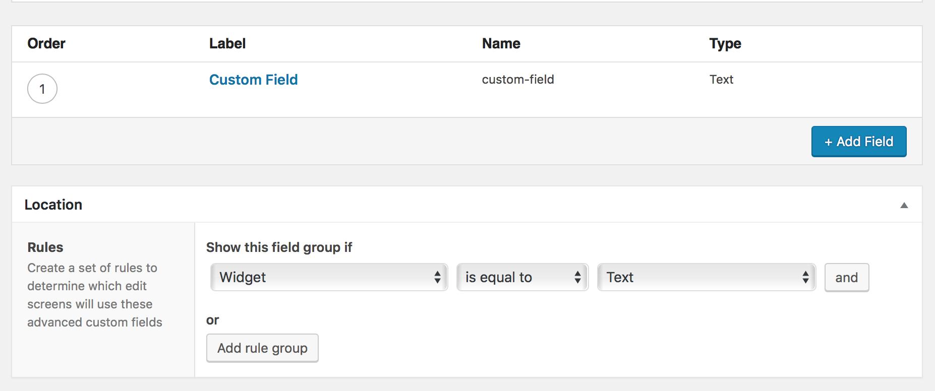 ACF Widget fields not rendering in Elementor - Issue #2059 -