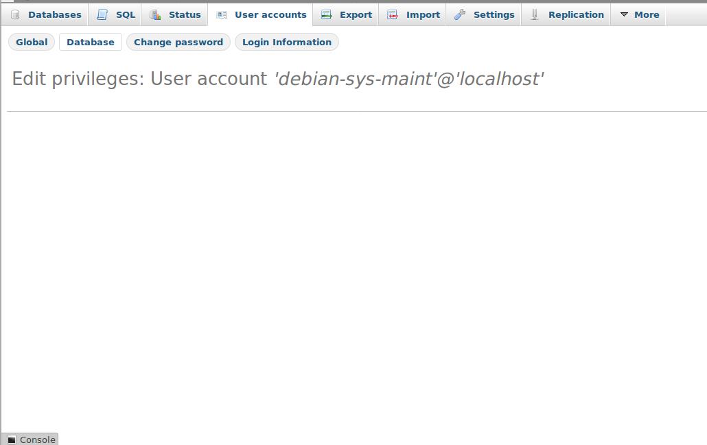 screenshot-2017-10-15 localhost localhost phpmyadmin 4 8 0-dev 1