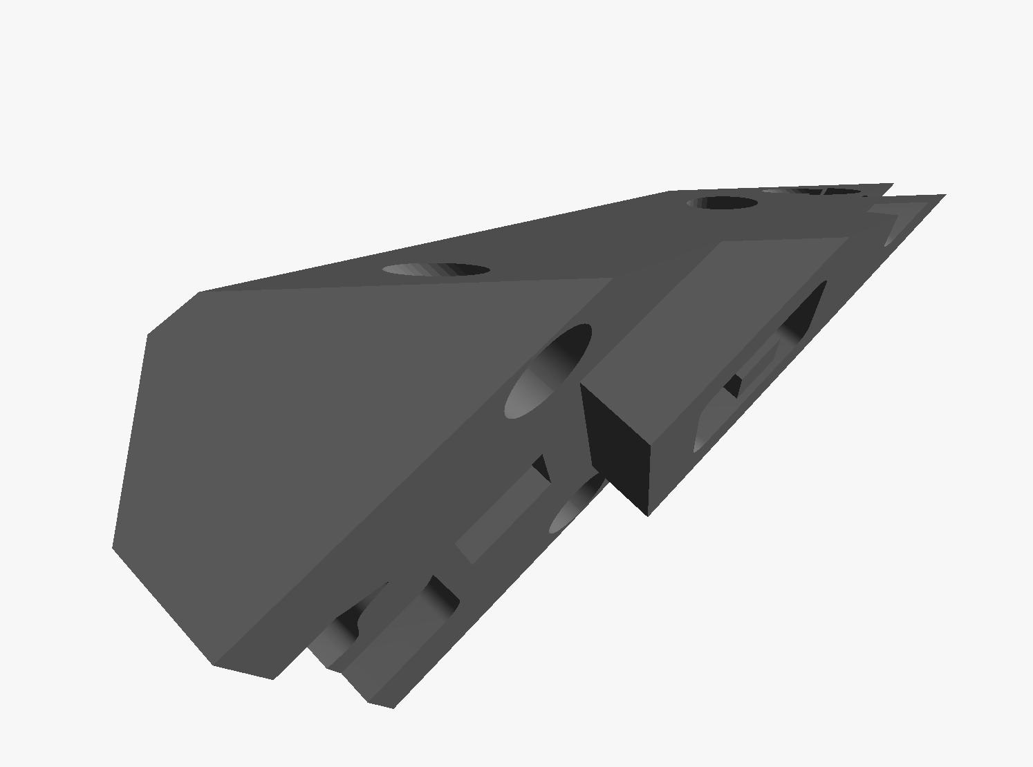 Split mesh using a splitting plane · Issue #235 · mikedh/trimesh