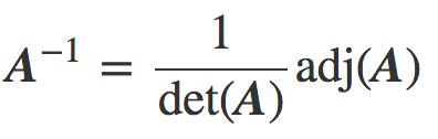Linear Algebra Basics 线性代数基础 · Issue #48 · solomonxie