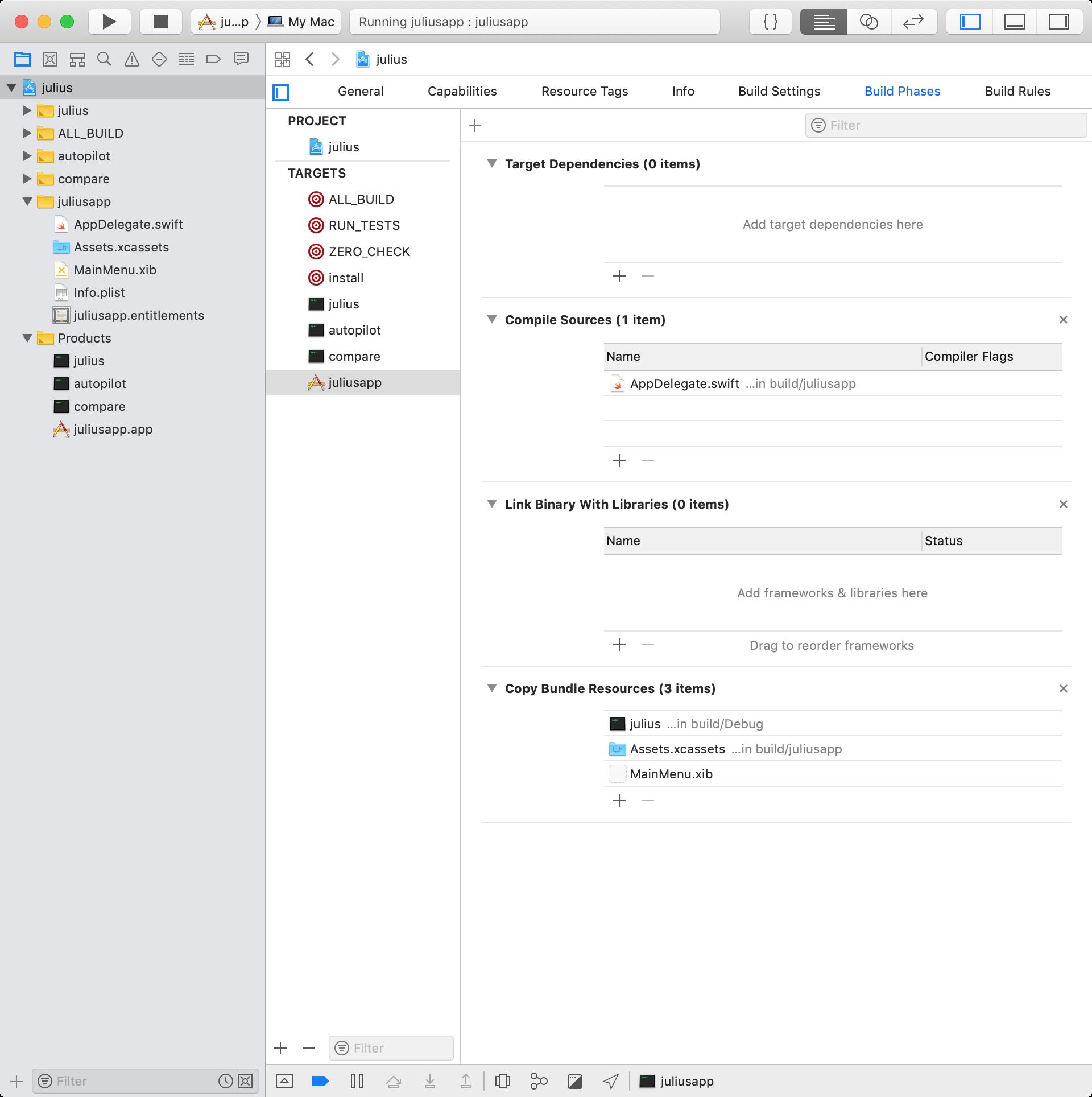 Bundle as macOS app · Issue #100 · bvschaik/julius · GitHub