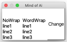 macOS, iOS] Label with multiline text shows single line