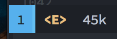 evil emacs state