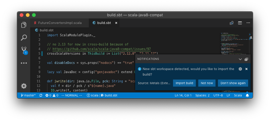 vscode-import-build