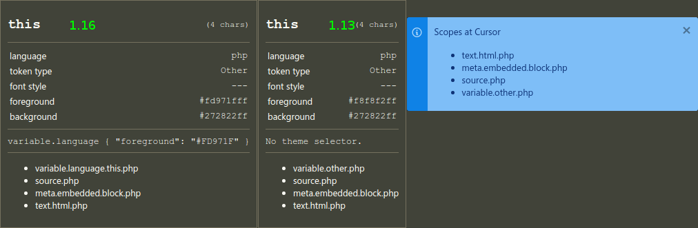 the new keyword in php