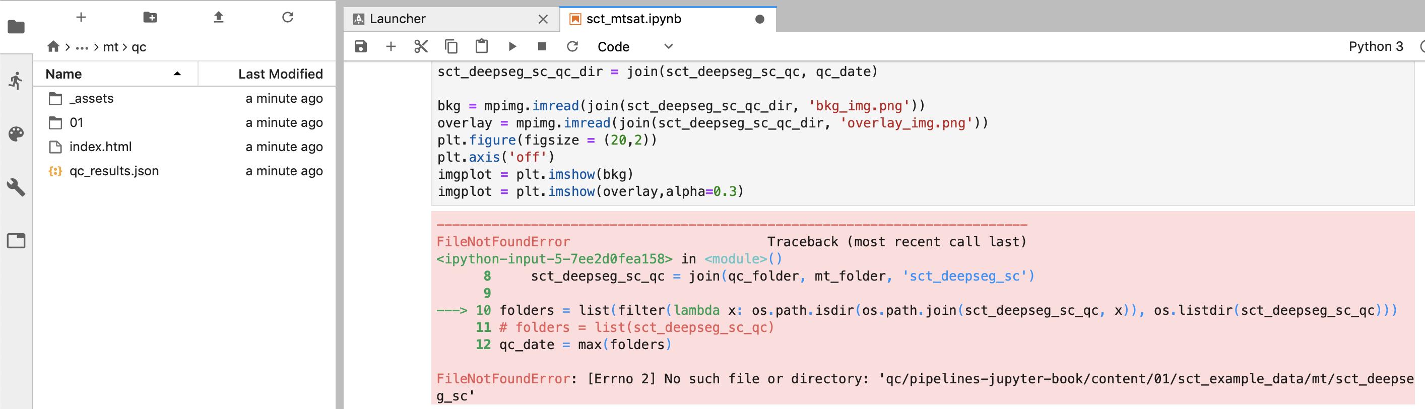 Create a Jupyter notebook · Issue #2 · sct-pipeline/binder