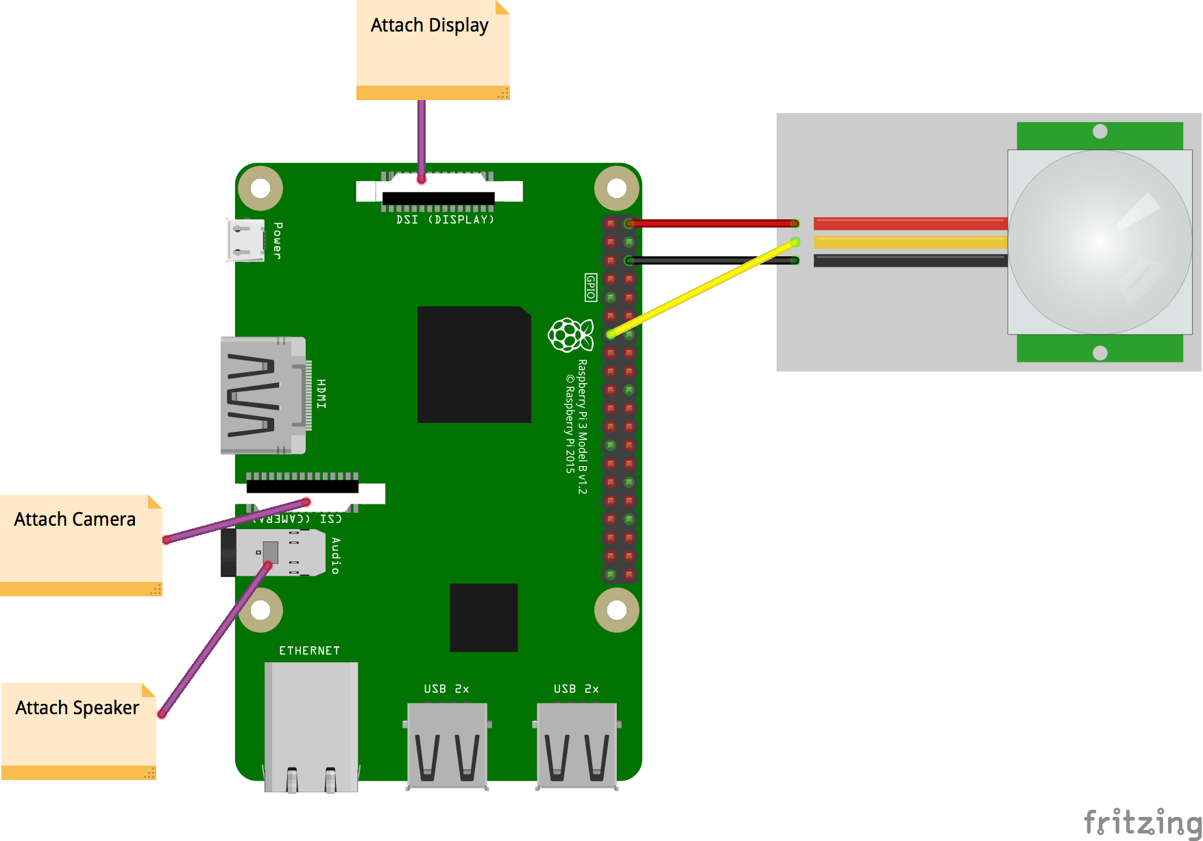 Android Things Alarm Panel for Home Assistant | androidthings-mqtt