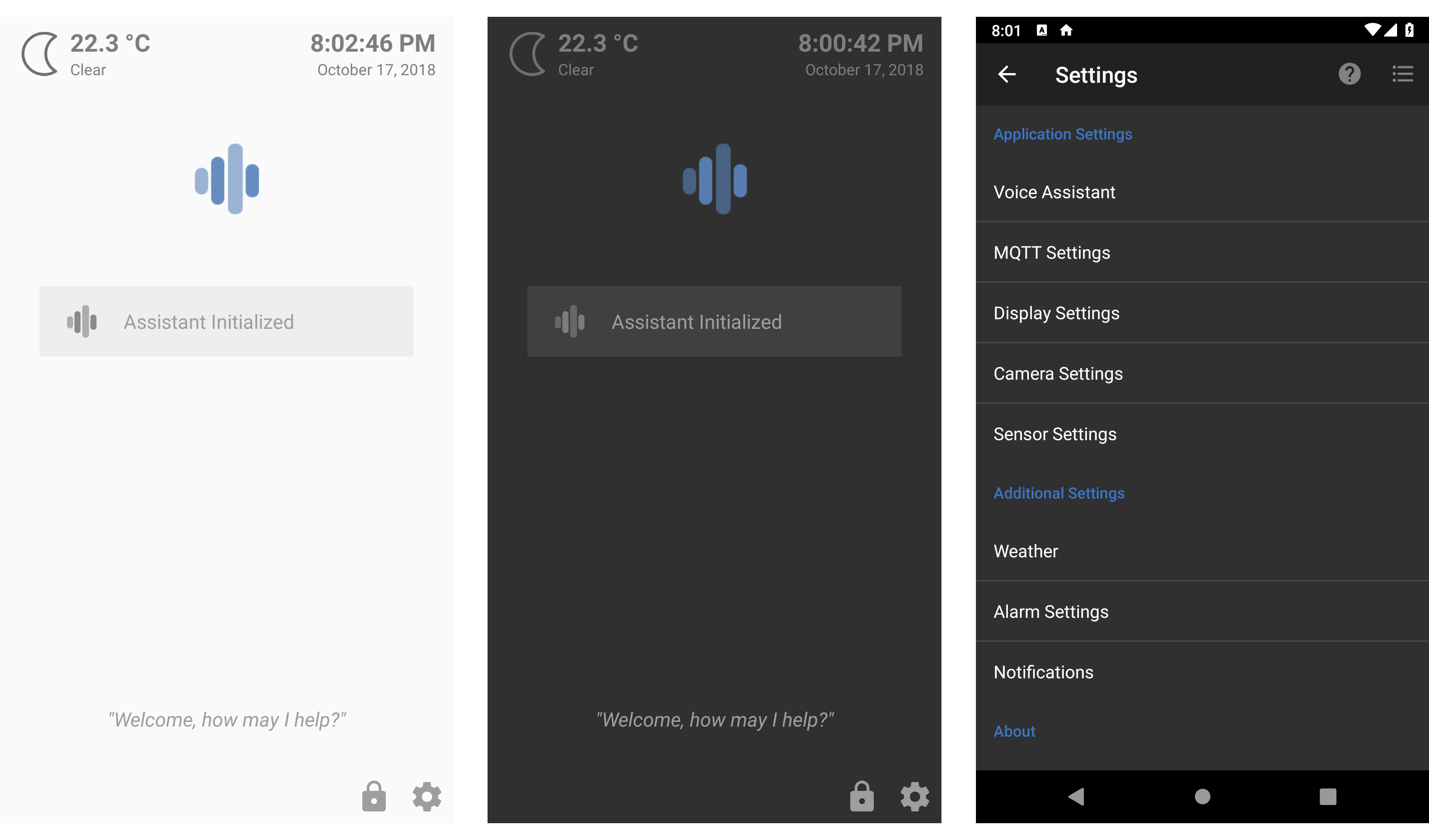 GitHub - thanksmister/voice-panel-android: Voice Panel is a Voice