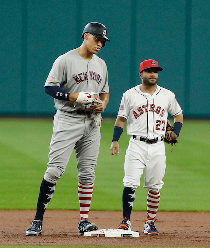 Altuve and Judge