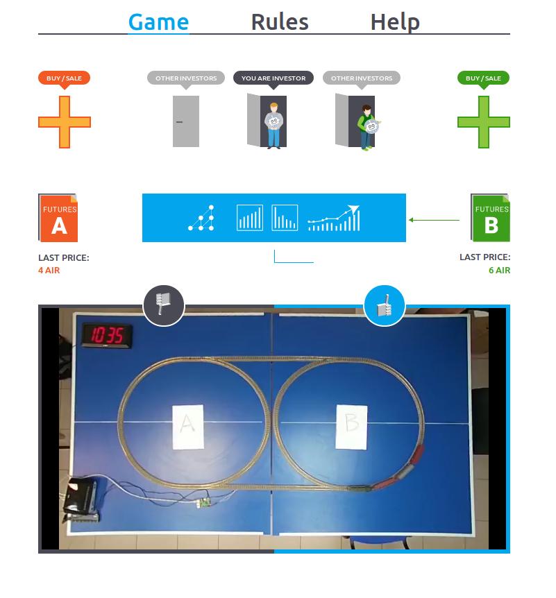 aira robonomics game