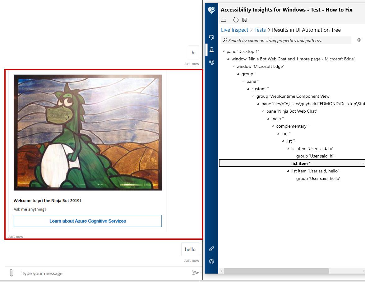 Microsoft Ui Inspect