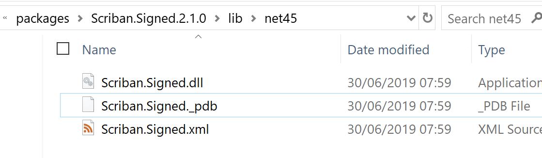 Support for portable PDBs · Issue #11 · dotnet/ILMerge · GitHub