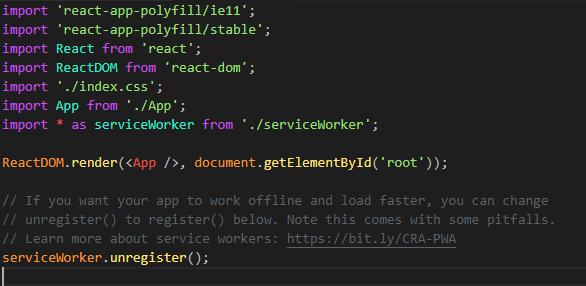 SCRIPT1002: Syntax error - IE11 - Polyfill - Development Mode
