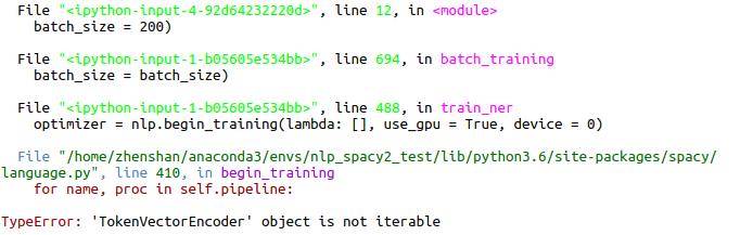 GPU usage spaCy 2 0 · Issue #1419 · explosion/spaCy · GitHub