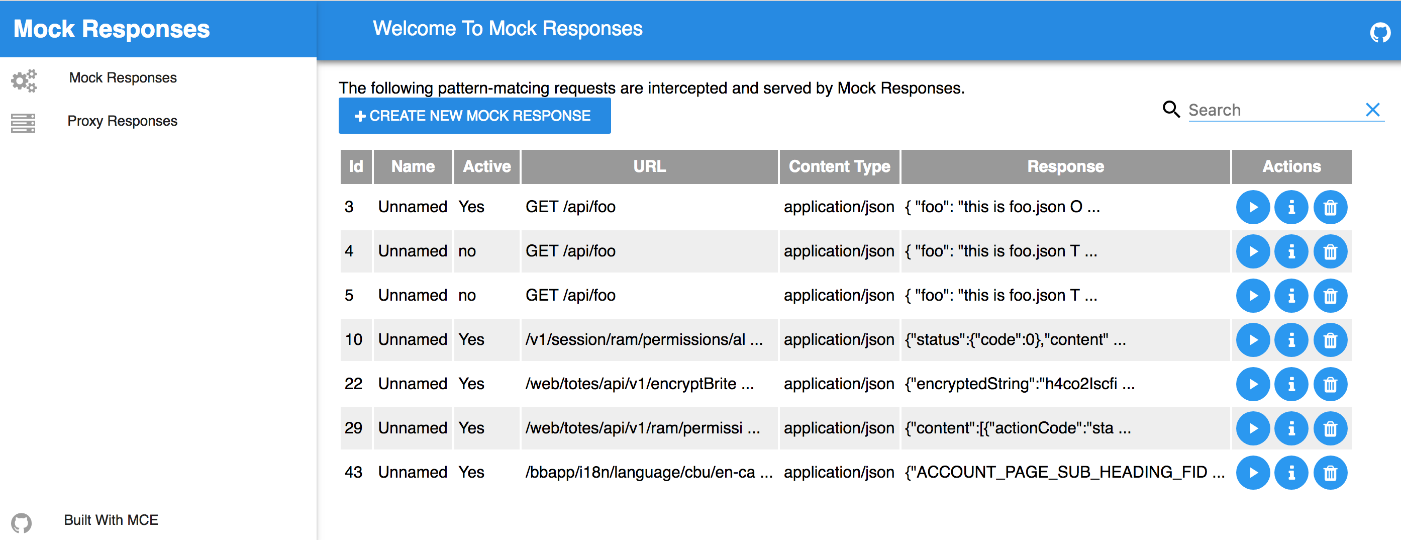 mock-responses/README md at master · allenhwkim/mock