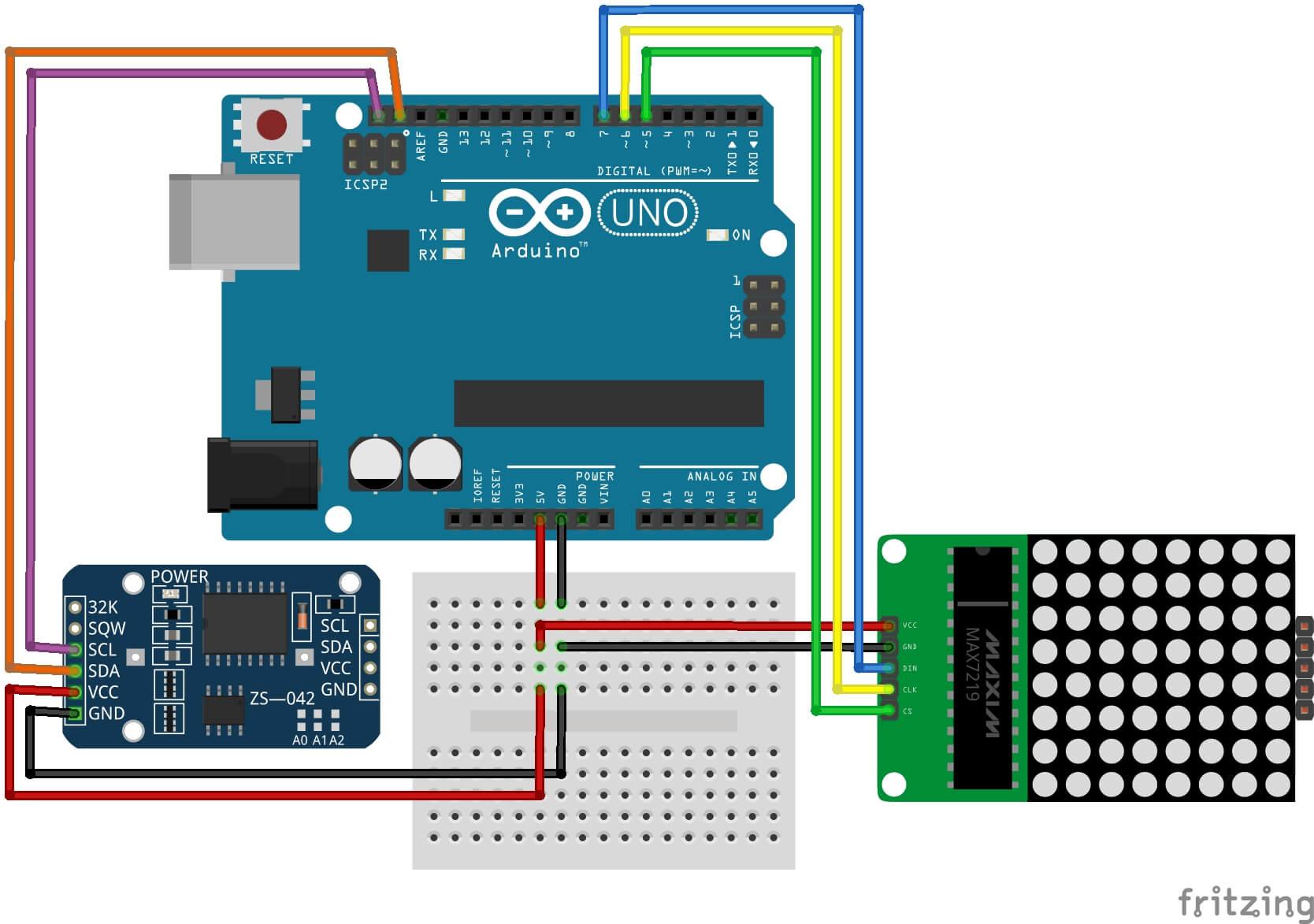 arduino-binary-clock-wiring
