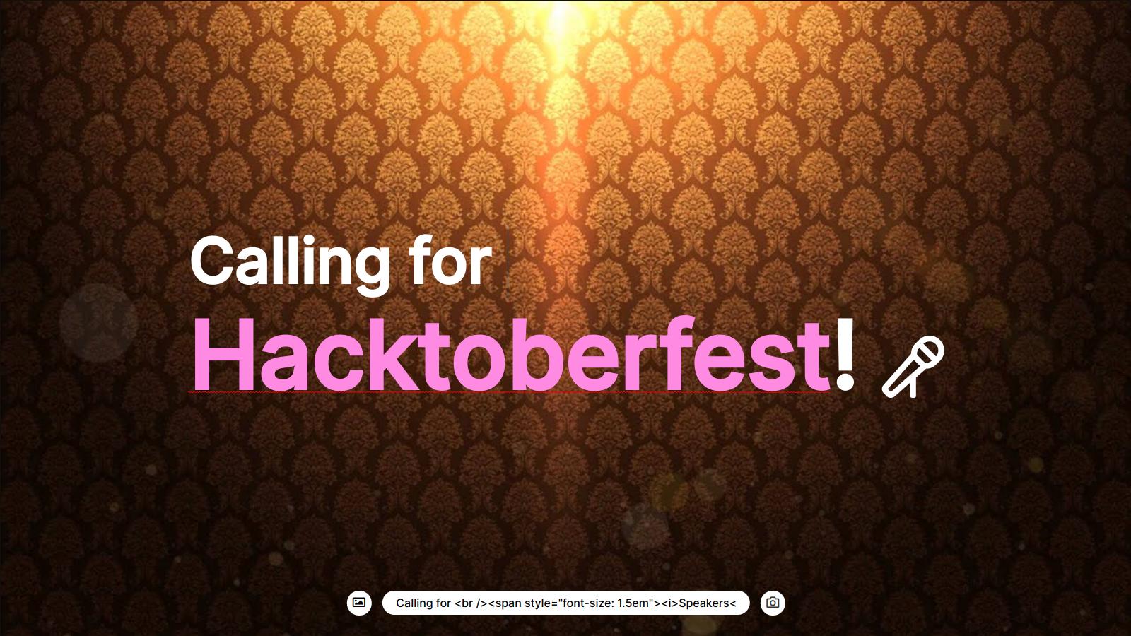 Screenshot-Hacktoberfest Design Generator - Google Chrome